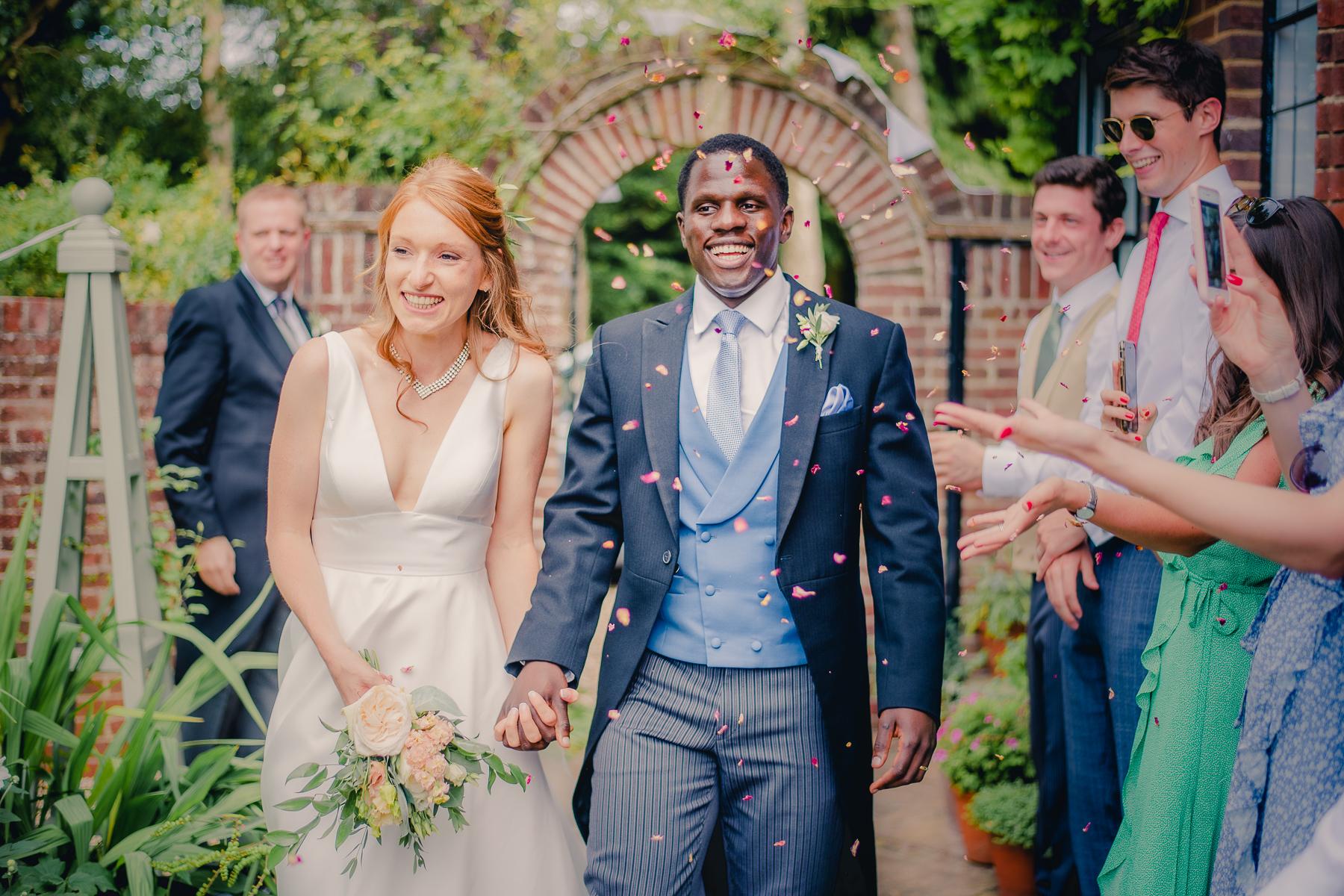 Wedding Albums, Fleur de force