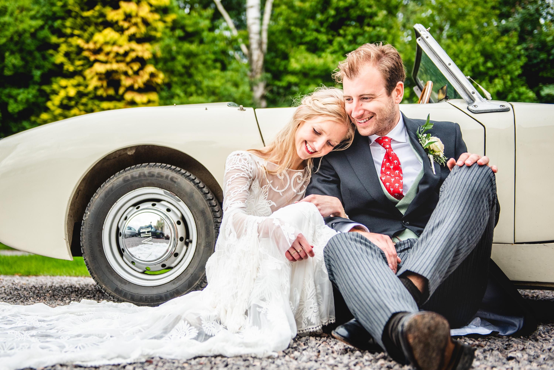 Luxury Wedding Photographer in Oxford near London