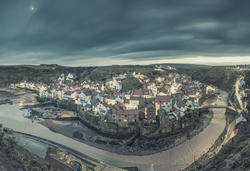 Photograph of Staithes