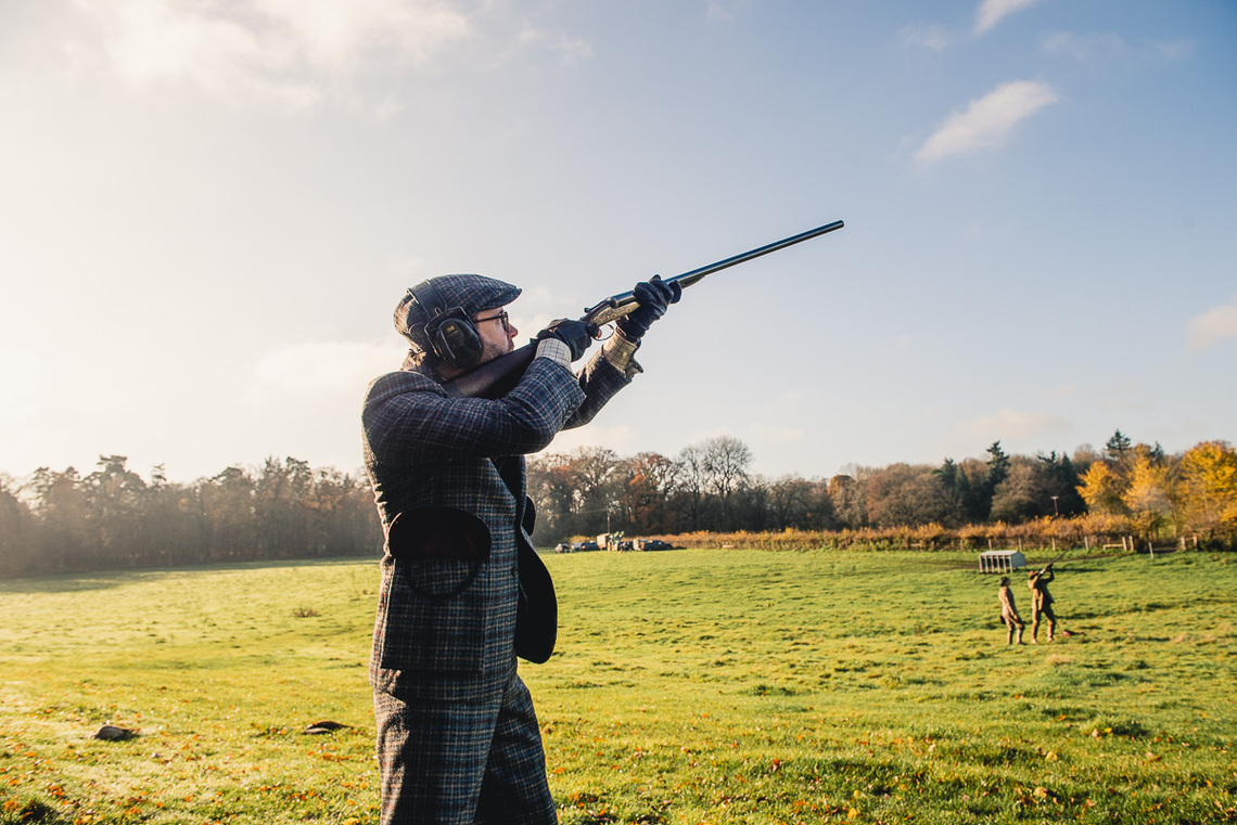Game shooting photographer producing natural, unposed shots that each gun can take away as a memorable record of their day. Based in Oxford