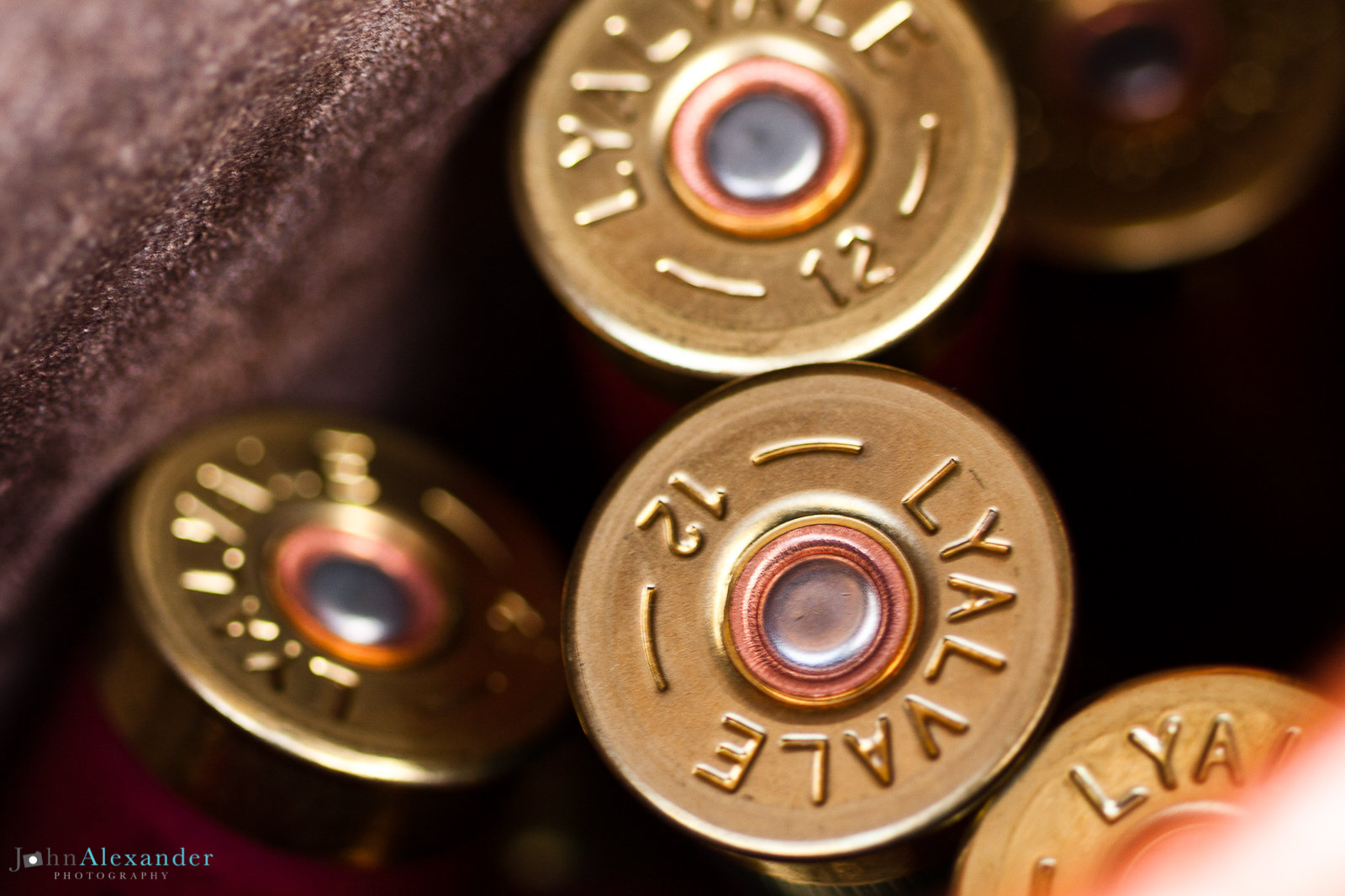 12 bore shotgun cartridges