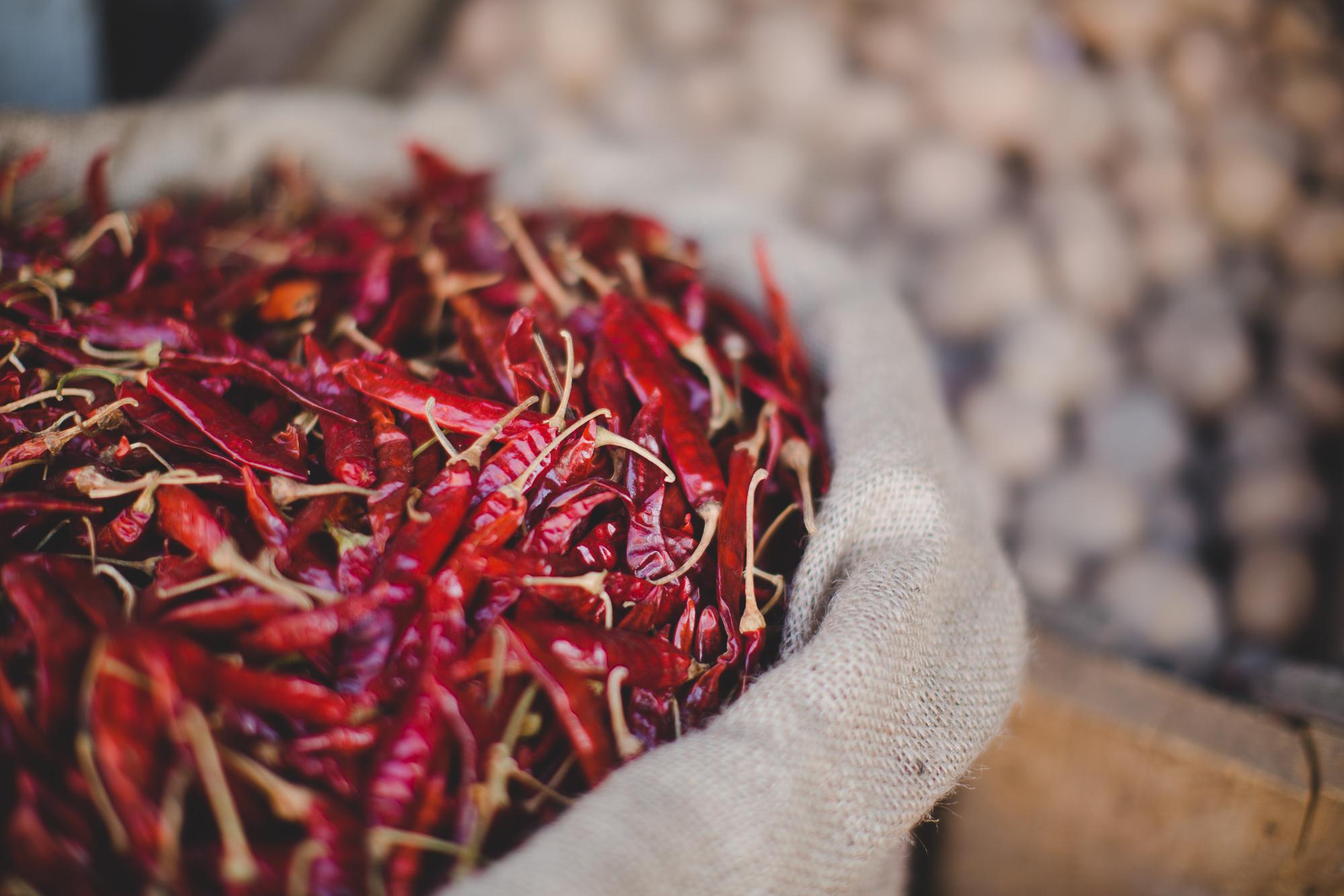 Sri Lanka Chillies